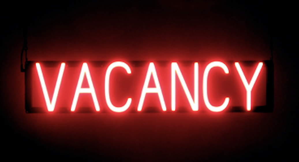 Vacancy/ No-Vacancy