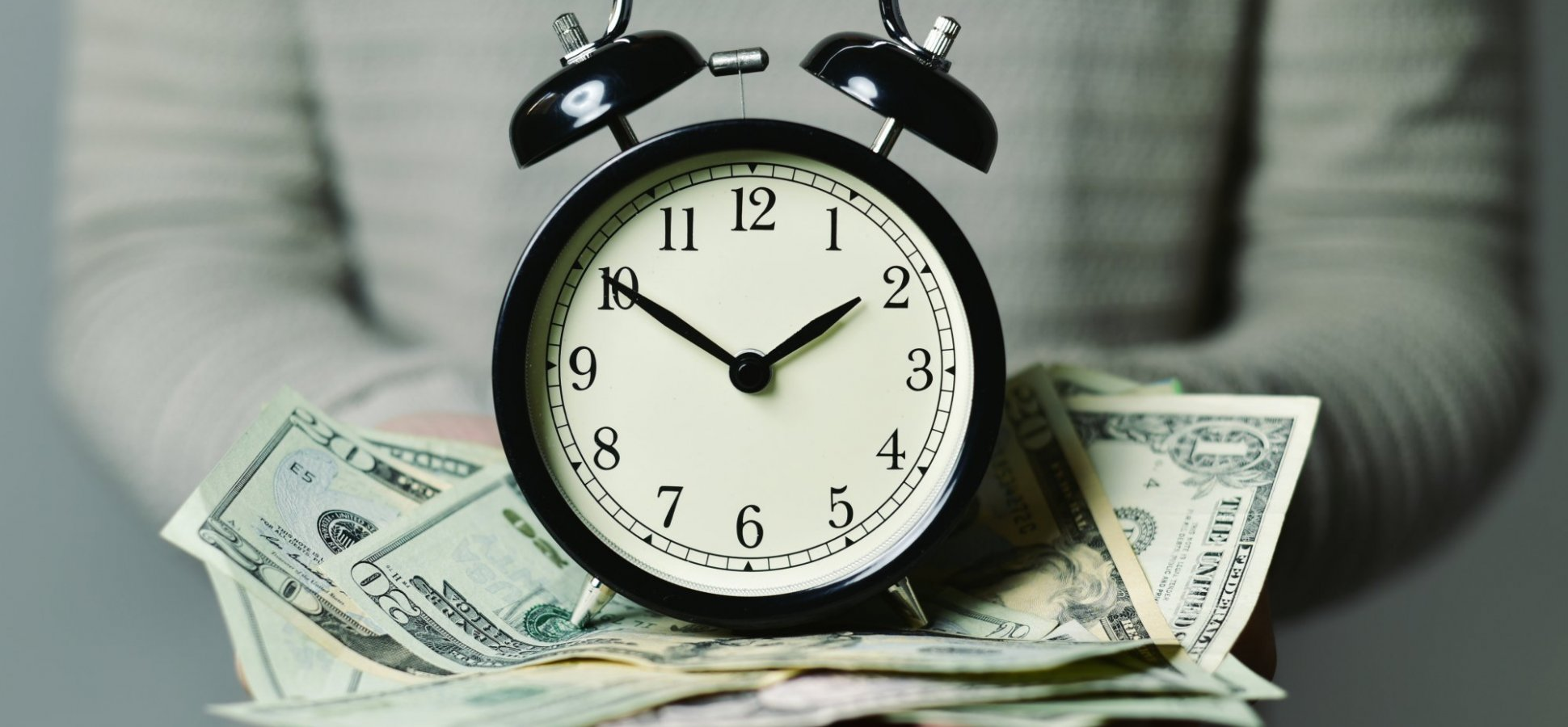 If time is money, where is it going?