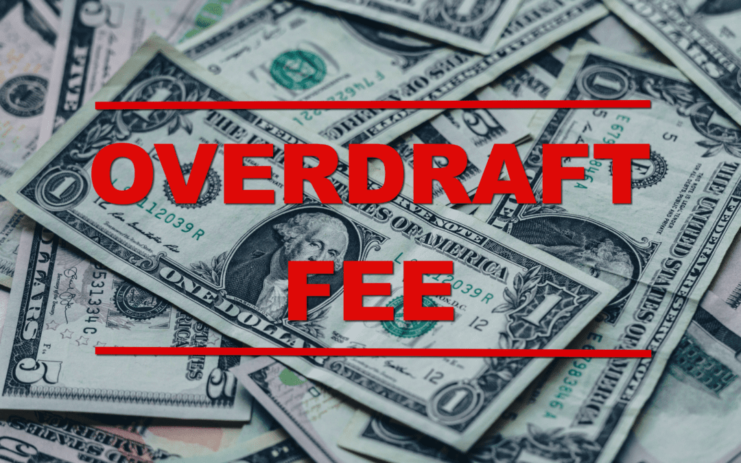 Which overdraft fee are you paying on your life?