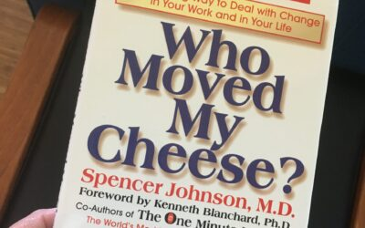 Who Moved My Cheese? Who Moved My Life!?